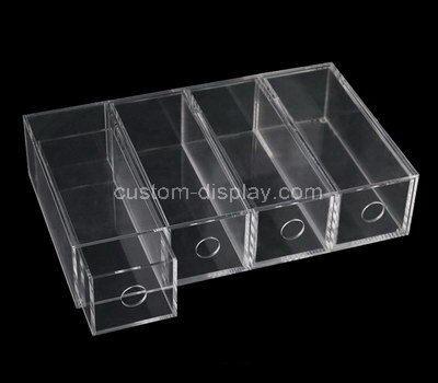four drawer storage unit
