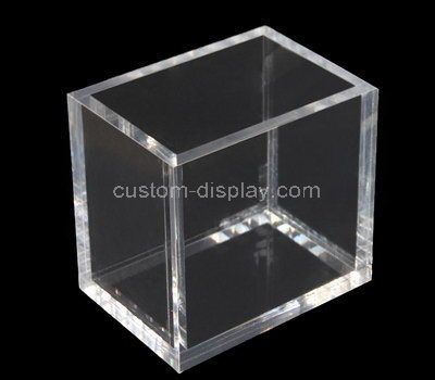 acrylic clear display cases