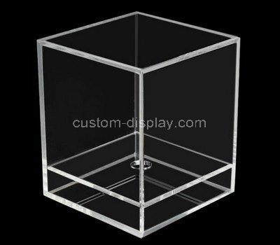 clear plexiglass cases