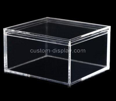 plexiglass boxes display