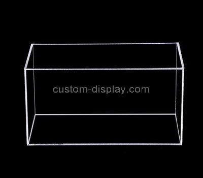clear display case acrylic