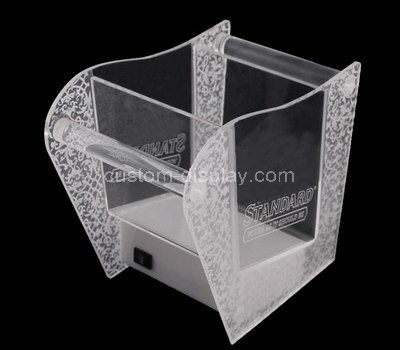 lucite storage containers