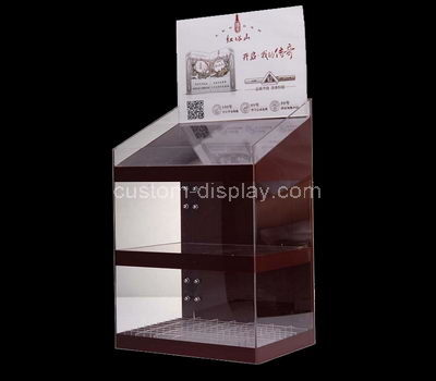 curio cabinet display case