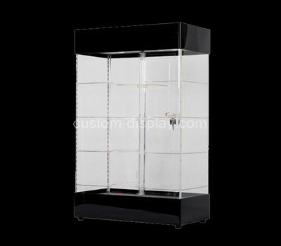 acrylic collectables display cabinet