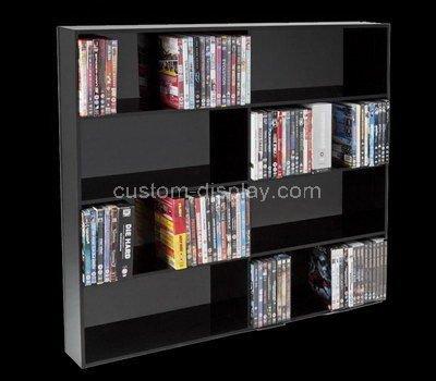 acrylic book display cabinet
