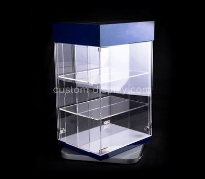 acrylic display cabinet showcase