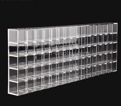 lucite cool display cabinet