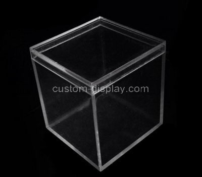 custom made acrylic box
