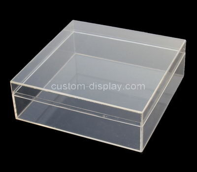 clear acrylic box wholesale