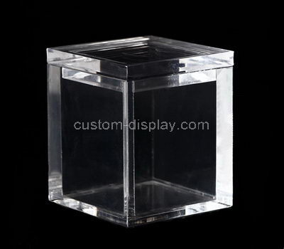 lucite mini display box