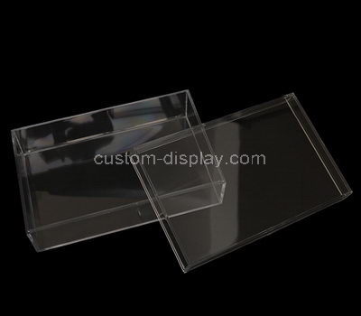 perspex mini display box