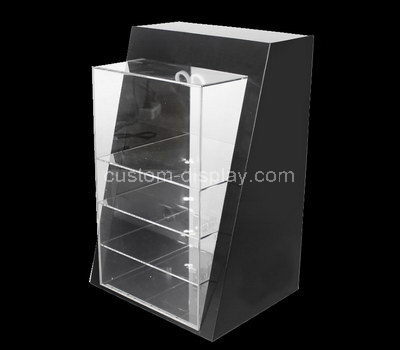 acrylic contemporary display cabinet