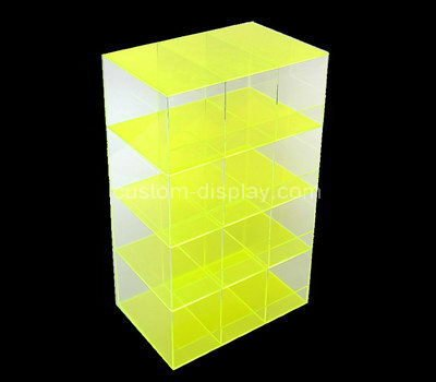 perspex commercial display cabinet
