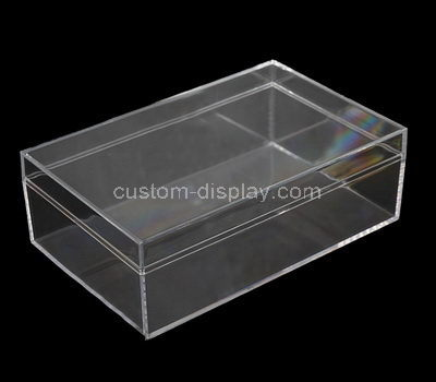 lucite storage box
