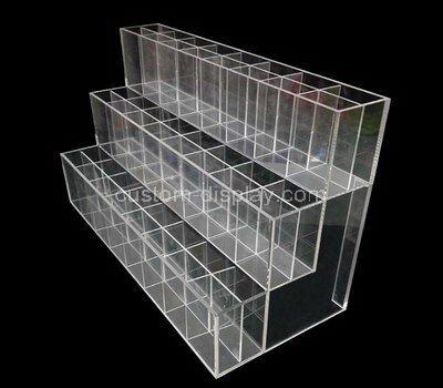 acrylic multi compartment box