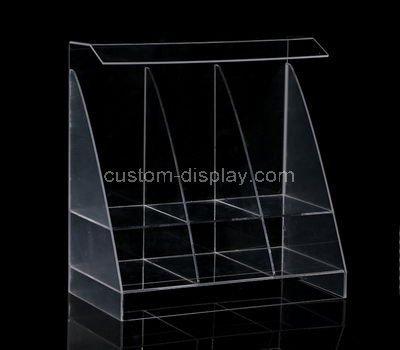 acrylic compartment box rack