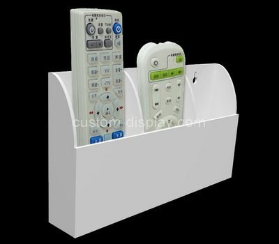 Perspex TV controller holder