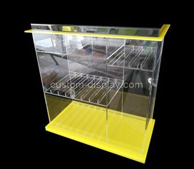acrylic collectors cabinet display case