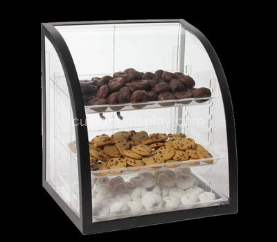 pastry display case countertop