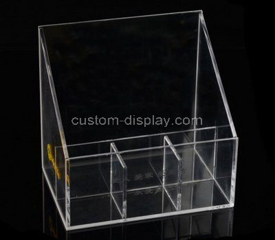 4 grids clear acrylic box