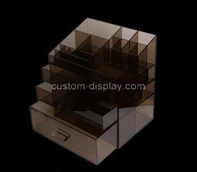 Acrylic multi drawers organizer