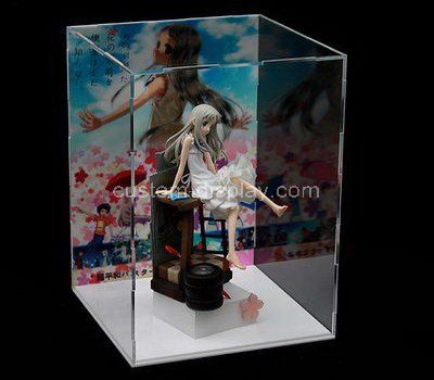 Acrylic figure display box