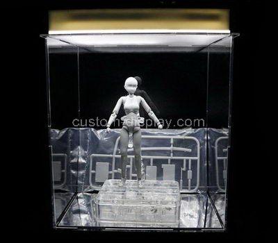 Custom acrylic figure display box