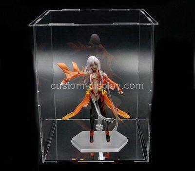 Custom acrylic figure display case
