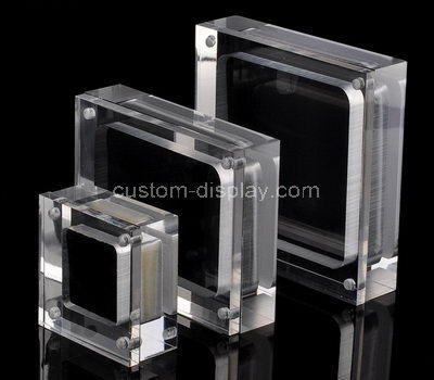 Custom clear acrylic jewellery display case