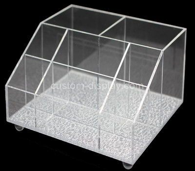 Custom design multi grids clear acrylic display holders