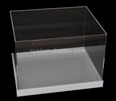 Custom design acrylic display case