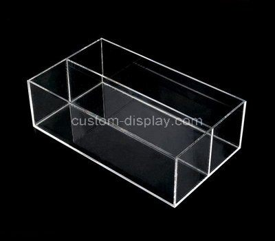 Custom design acrylic storage box