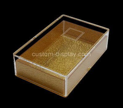 Custom design acrylic box