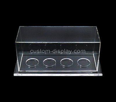 Custom design clear acrylic display case