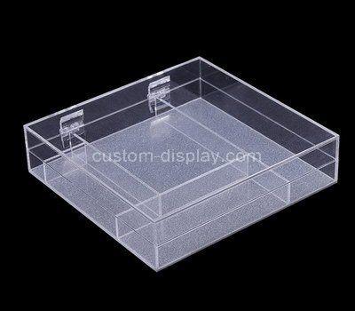 Custom design 5 grids acrylic box