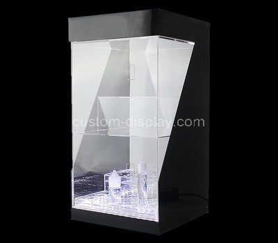 Custom retail acrylic display cabinet