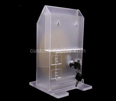 Custom acrylic suggestion box