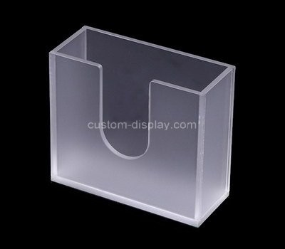 Custom acrylic pamphlet holder