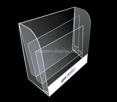 Custom table top 3 tiers acrylic leaflet holders