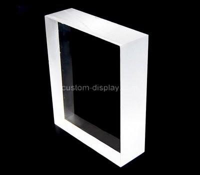 Custom acrylic UV printing block