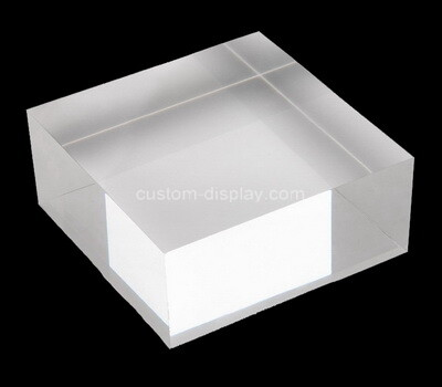 Custom perspex block