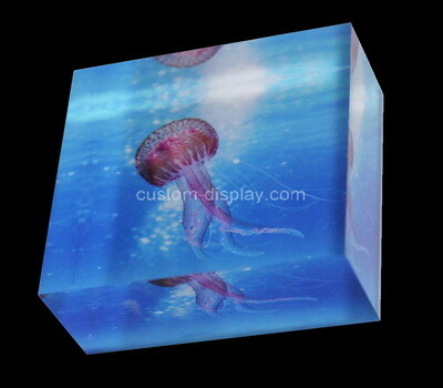 Custom perspex UV printing block