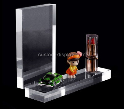 Custom retail perspex display block