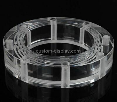 Custom cnc router acrylic