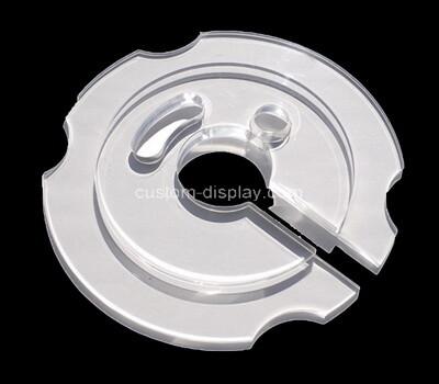 Custom cnc acrylic engraving