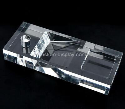 Custom laser engraving clear acrylic