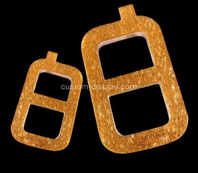 Custom laser cutting plexiglass letters