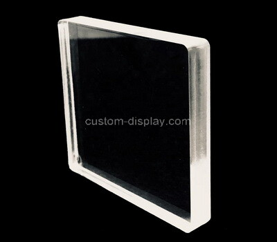 Custom perspex display block