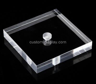 Custom laser cut acrylic lid