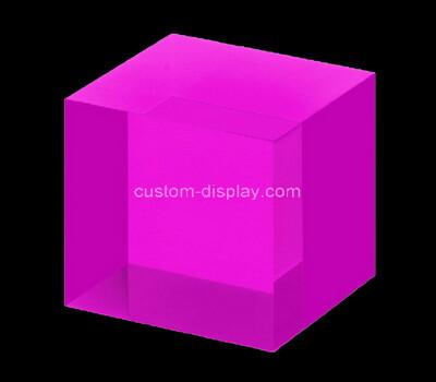 Custom laser cutting perspex service